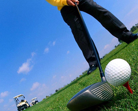 Golf spielen auf Gran Canaria