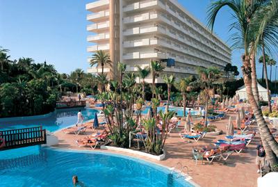 Hotel Barcelo las Margaritas auf Gran Canaria