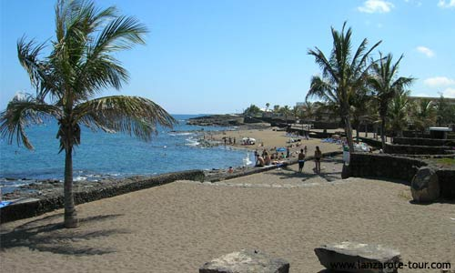 Playa Bastian Lanzarote