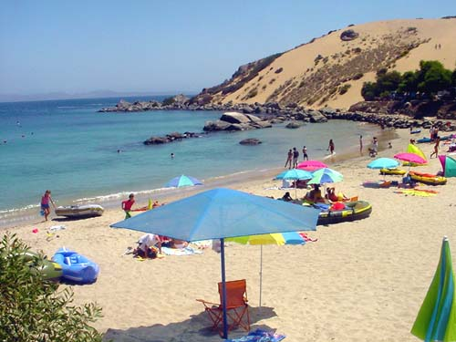 Playa Blanca auf Lanzarote