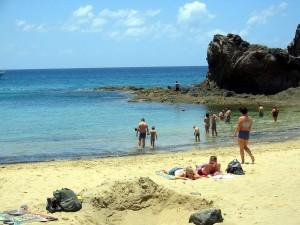 Playa Chica auf Lanzarote