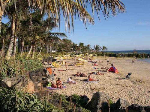 Playa Flamingo auf Lanzarote