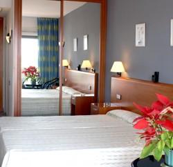 Zimmer im Hotel El Caserio