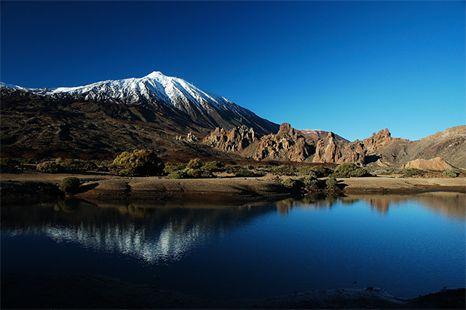 Der Teide Nationalpark