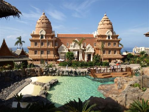 Hotel Mit Siam Park Eintritt